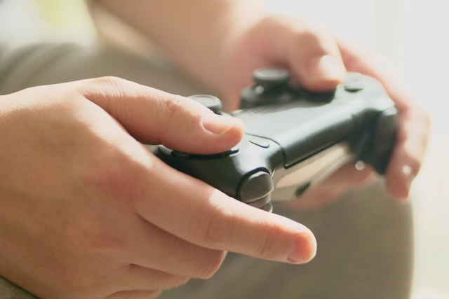 ゲームコントローラー